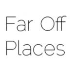 Far off places logo